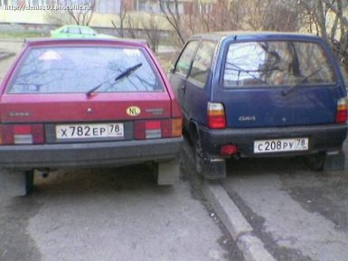 В Казахстане запретят некоторые сочетания букв на автомобильных номерах