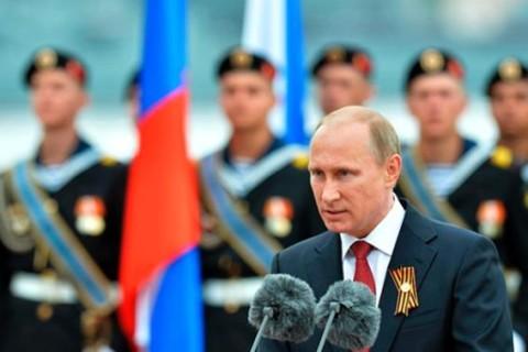Путин жестко высказался об агрессивном национализме на параде Победы