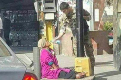 Умершая бездомная арабка шокировала наследством