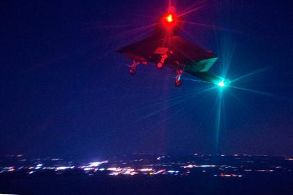 Опубликованы кадры уничтожения беспилотников, летевших атаковать Хмеймим