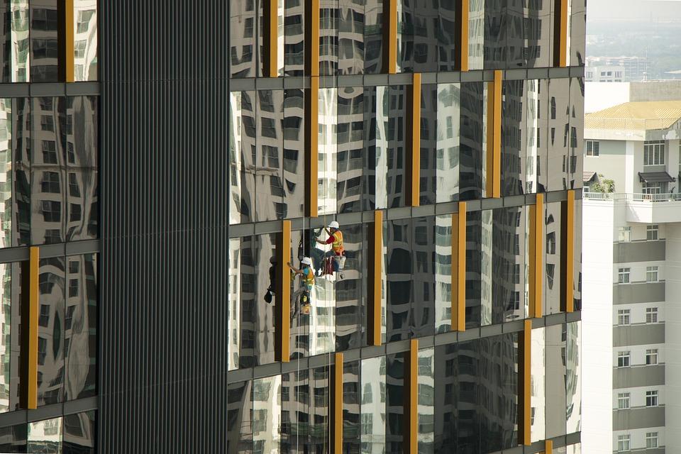 Фасадные и другие виды работ от компании «Град»