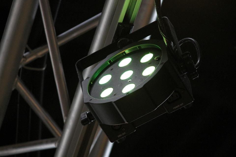 Максимальные плюсы использования светодиодных прожекторов