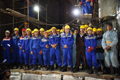 Строителям ГЭС в Таджикистане разрешили не соблюдать пост