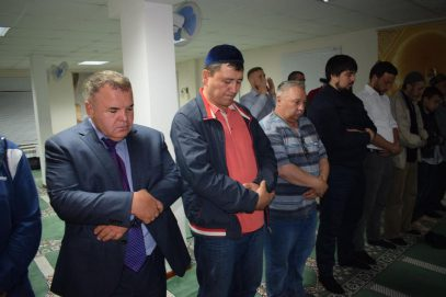 """В """"Штабе"""" татар за ифтаром обсудили проблему родного языка"""