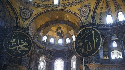 565 лет назад пал Константинополь
