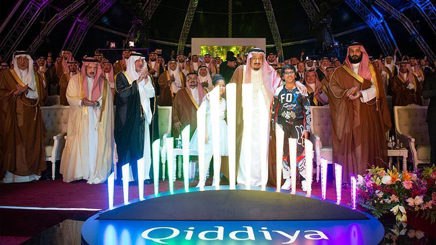 Саудовская Аравия бросает силы на развитие индустрии развлечения