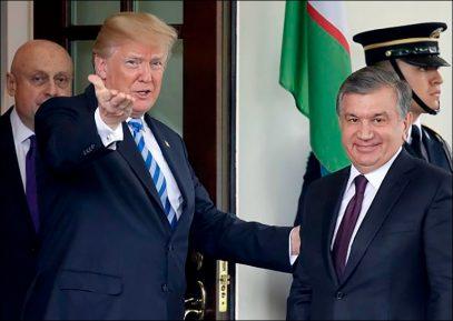 Мирзиёев покидает США с десятками контрактов на $5 млрд