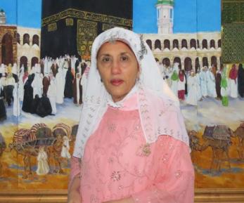 Саудовская художница ломает стереотипы об исламском искусстве