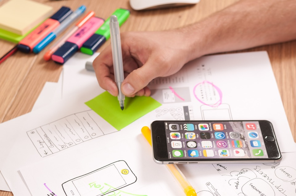 Особенности заказа на разработку мобильных приложений