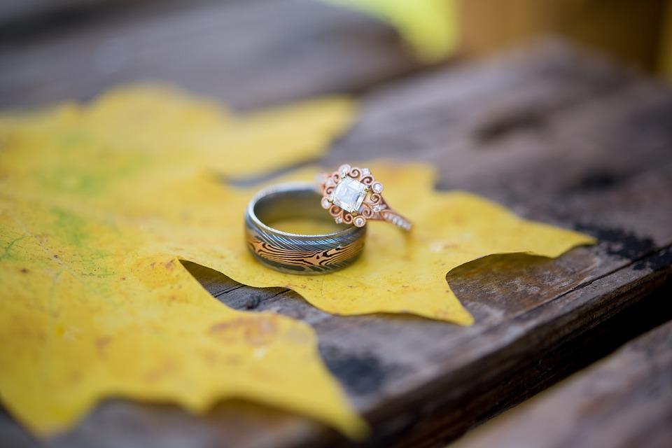 Как выбрать обручальные кольца на всю жизнь