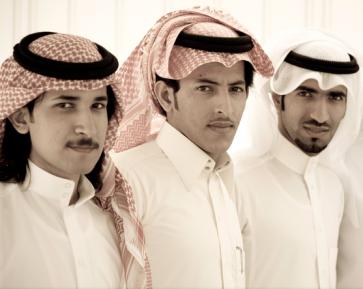 Что саудовские мужчины на самом деле думают о женщинах (ВИДЕО)
