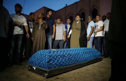 Аббас погиб смертью героя, спасая имама своей мечети (ВИДЕО)