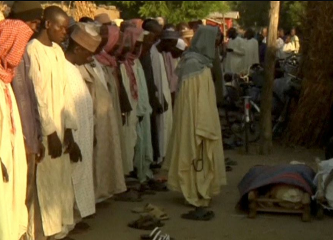 Террорист-смертник притворился молящимся, чтобы взорвать как можно больше мусульман