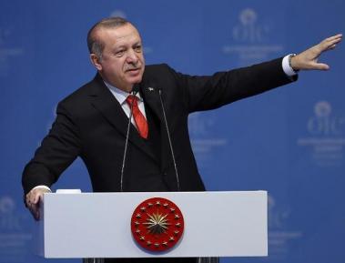 Эрдоган обратился к исламским лидерам с эмоциональным призывом