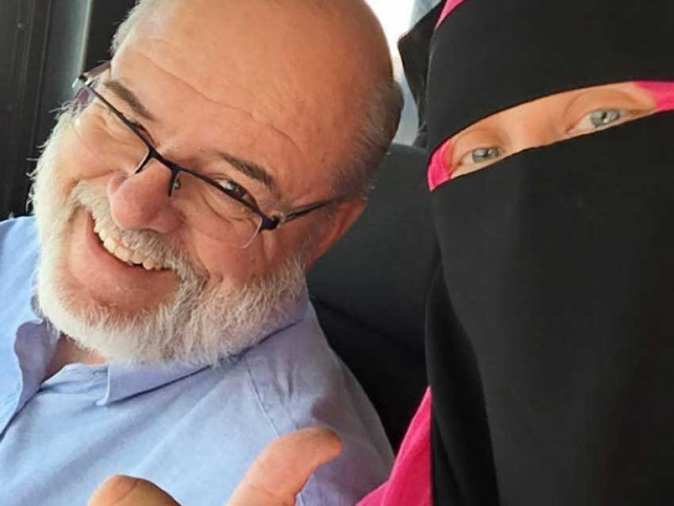 Мусульмане протянули руку помощи больному водителю, прогнавшему исламофоба из автобуса