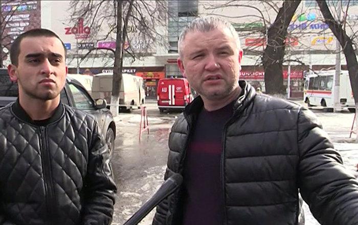 """Крганов наградил таджика за """"поступок, достойный настоящего мусульманина"""""""