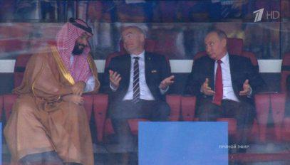 Российские футболисты разгромили Саудовскую Аравию на ЧМ-2018