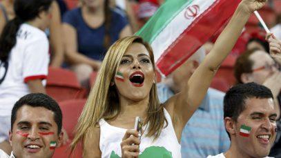 Иранские болельщицы снова наденут строгие хиджабы
