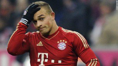 В РФС вступились за игрока сборной Швейцарии, разозлившего Сербию своей обувью