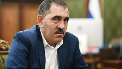 Евкуров прокомментировал идею провести митинг в защиту ингушского языка