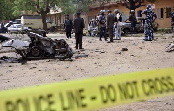 В Нигере подорвались смертники
