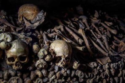 """В Чечне обнаружили древние подземные """"города мертвых"""" (ФОТО)"""