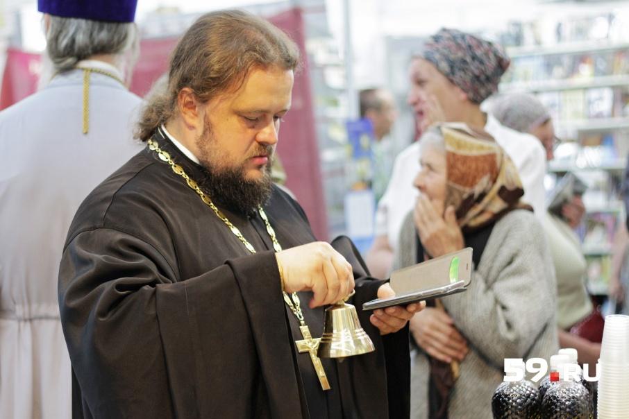 Нарушение закона священниками узаконят