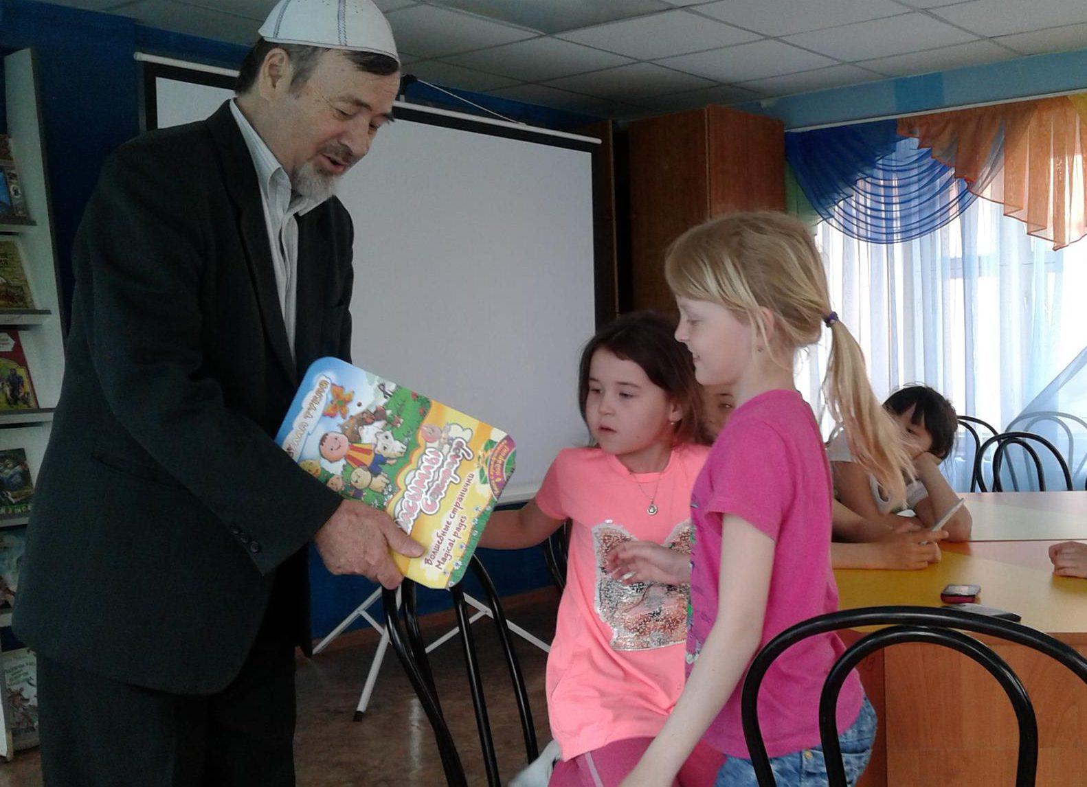 Дети Томска были в восторге от погружения в свою культуру