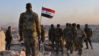 Сирийская армия понесла серьезные потери из-за удара США