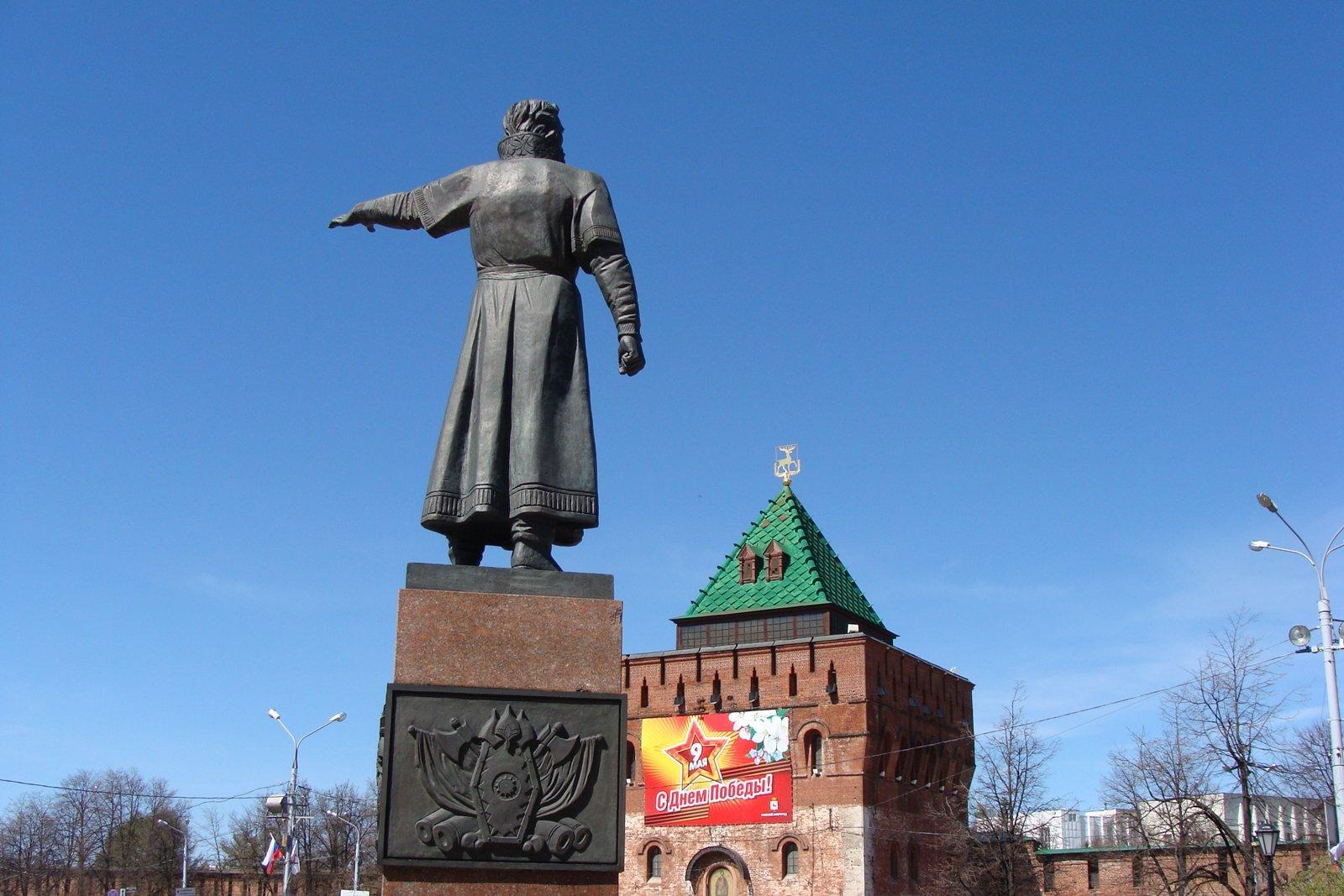 Нижегородцы ударят в колокол в память о Кирише Минибаеве, более известном как Кузьма Минин