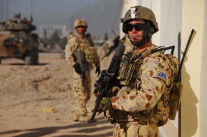 Элитные спецназовцы из Австралии изощренно издевались над афганцами