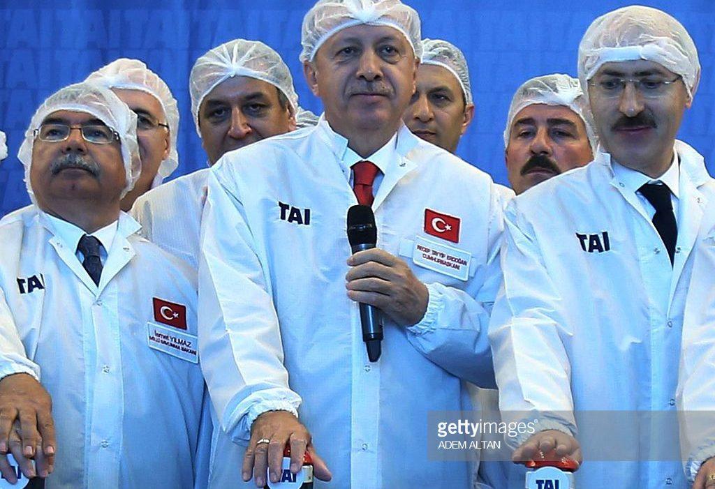 Турция серьезно нацелилась на освоение космоса