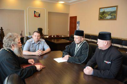 Мусульмане развивают сотрудничество с ГУФСИН