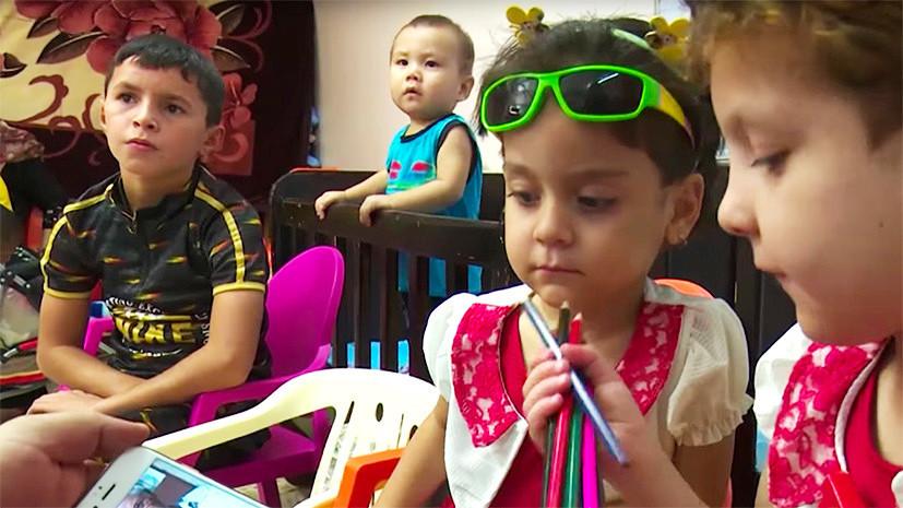 Кровь поможет вернуть российских детей из Ирака