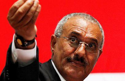 Обнародовано предсмертное обращение экс-президента Йемена Салеха