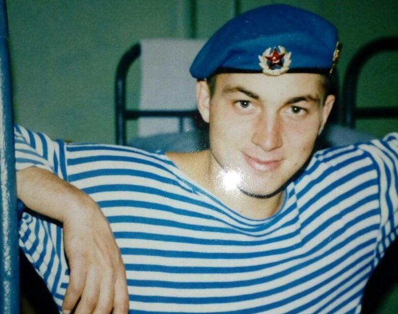 Воевавший в Чечне снайпер превратился в живого скелета