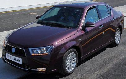 """Стартуют продажи нового азербайджанского автомобиля """"Хазар"""" (ВИДЕО)"""