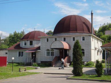 В мечети подмосковной Яхромы прошел жёсткий обыск с задержаниями
