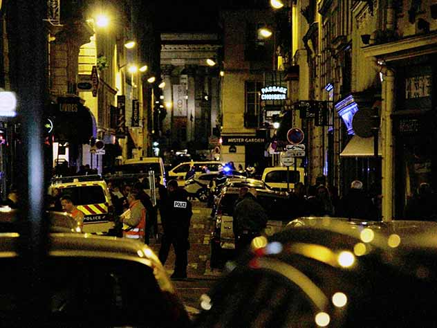 Во Франции набирает силу ультроправый террор