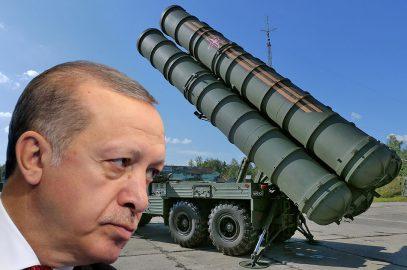 Эрдоган готов применить российские С-400