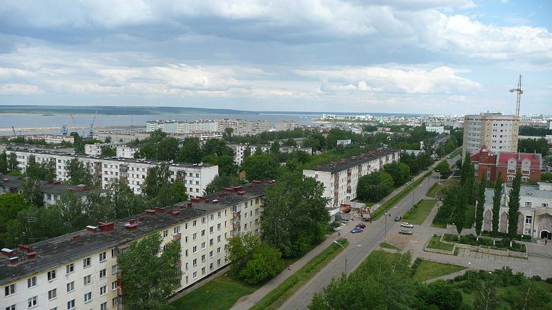 Набережные Челны – один из крупных и интересных российских городов