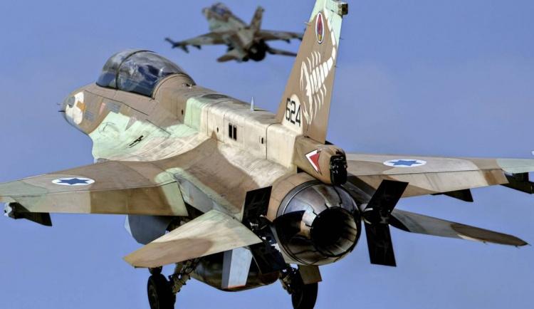 Израиль устроил ракетный дождь сектору Газа