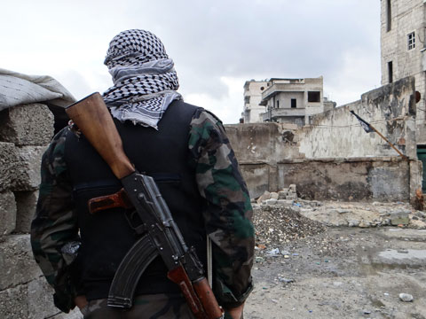 Россия решила пойти на сделку с сирийскими боевиками