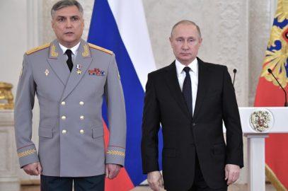 Ветеран двух чеченских войн назначен полпредом в СКФО
