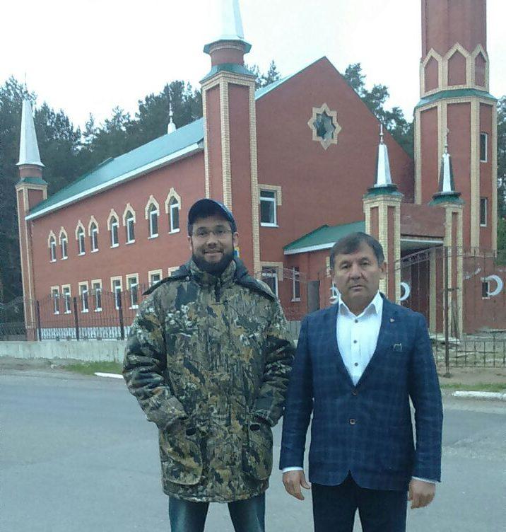 Депутат Госдумы придал импульс мусульманам Нефтекамска