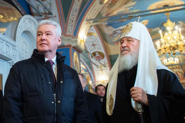 Мэрия анонсировала строительство шести православных храмов в новой Москве