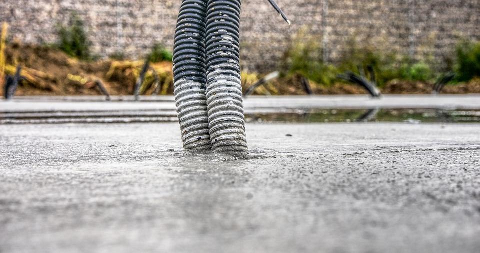 Решения для прогрева бетона