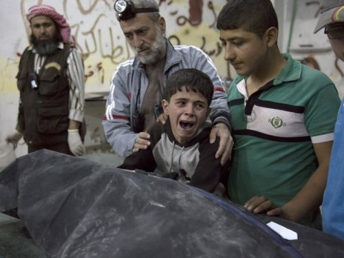 Западная коалиция призналась в массовых убийствах арабов