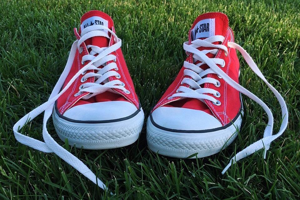 Кеды Converse и их важные достоинства