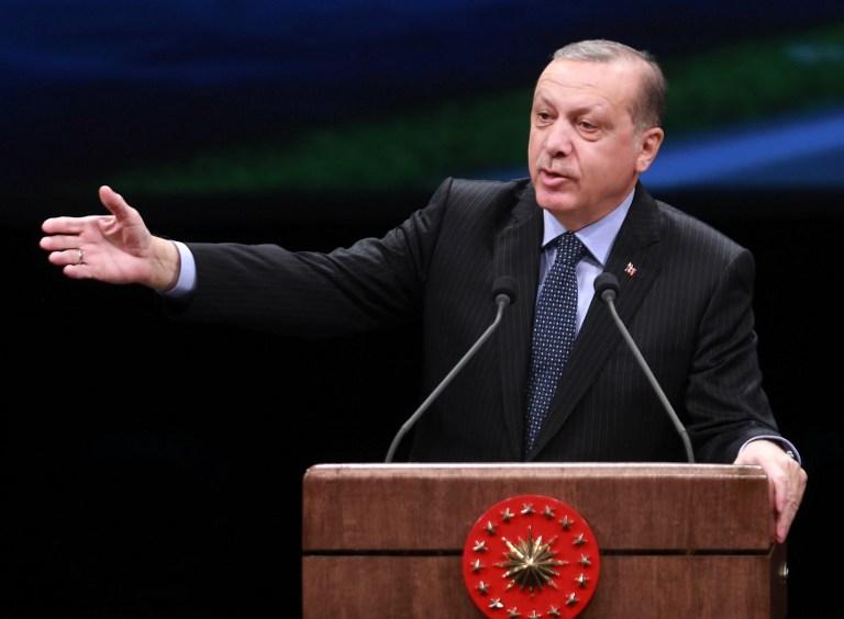 Эрдоган рассказал, что приведет к войне между крестом и полумесяцем